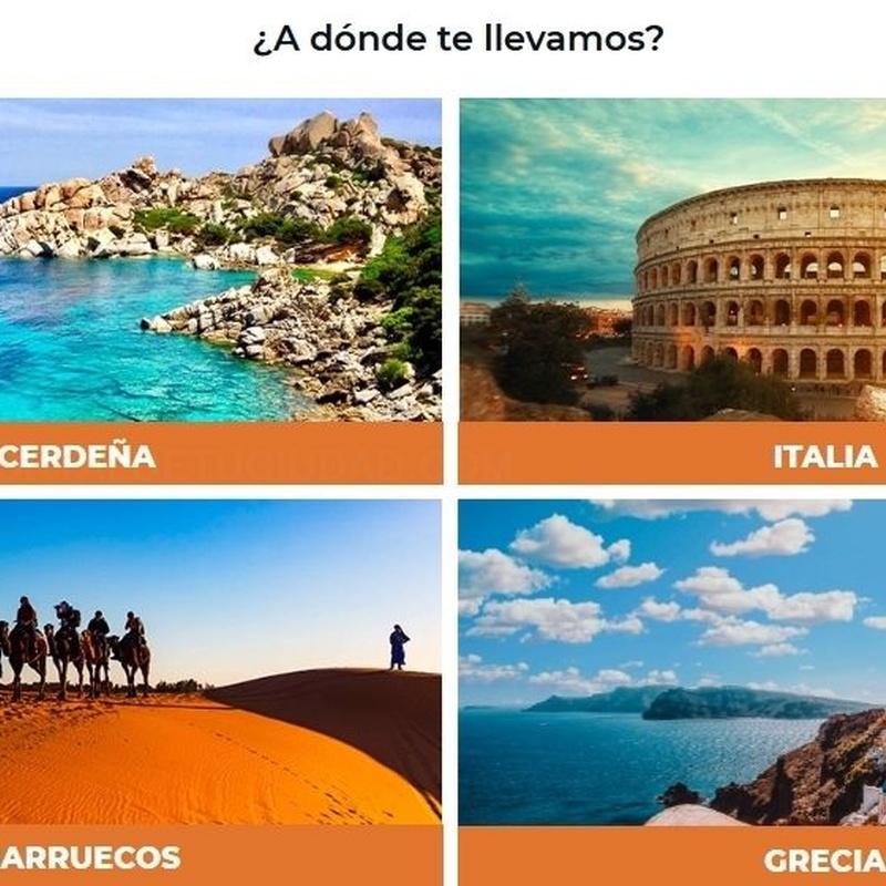 Agencia de viajes: Servicios de Asesoría Esolid