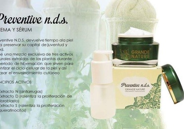 GRADE NATURE Alta cosmetica y biotecnologìa