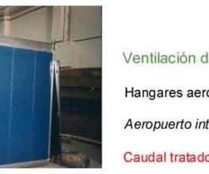 Ventilación de gran caudal
