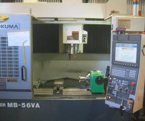 Centros de mecanizado CNC con 3 y 4 ejes