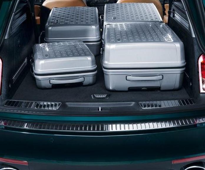 Espacio de carga flexible y Sistema FlexOrganizer®. Opel Insignia Tourer
