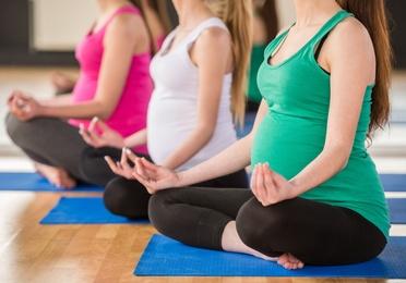 Yoga pre y postnatal
