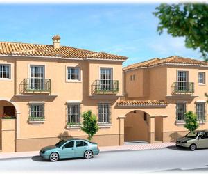 18 viviendas y 45 garajes en la calle Gabriel Miró en La Línea