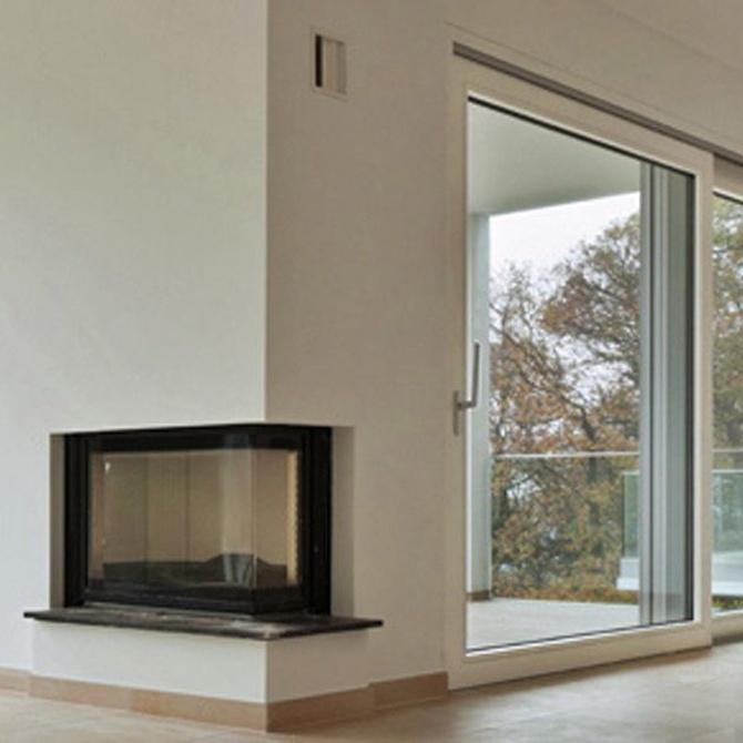 ¿Pongo ventanas correderas o de apertura practicable?