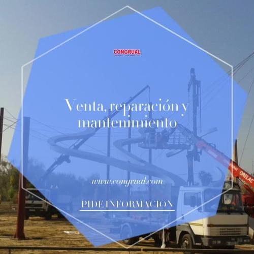Grúas Hiab en Valencia | Congrual