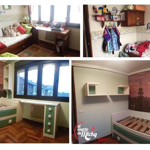 Muebles a medida en Gijón | El Cuarto de Micky