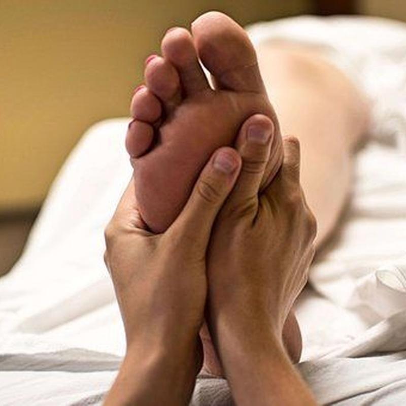Reflexología: Masajes de Vital Massage