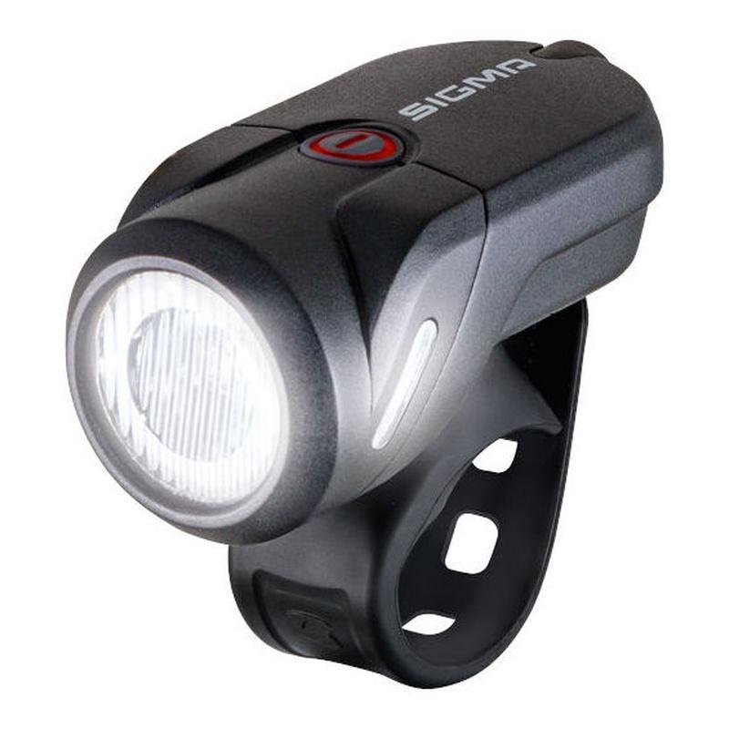 LUZ DELANTERA USB SIGMA 35 LUX:  de Bici + Fácil
