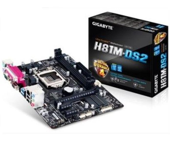 Gigabyte Placa Base H81M-DS2 mATX LGA1150: Productos y Servicios de Stylepc