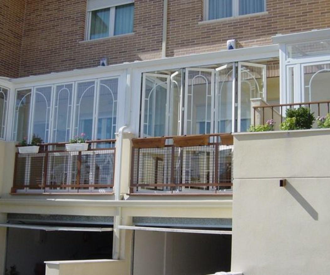 Ventajas de cerrar la terraza