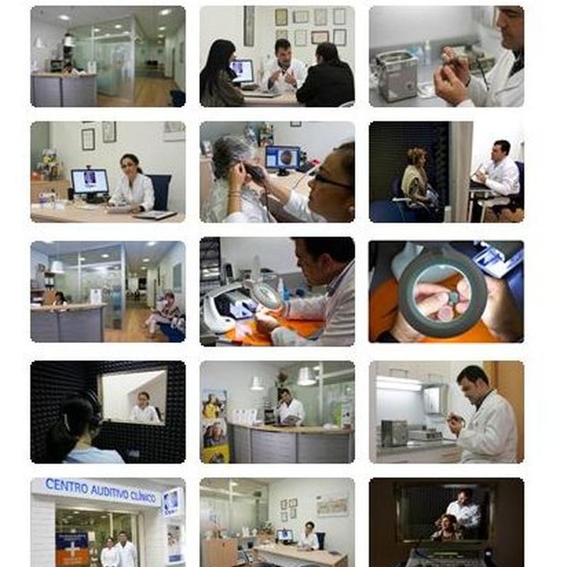 Nuestras instalaciones: Catálogo de Centro Auditivo Clínico Oye +