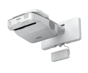 Proyector interactivo Modelo EB-695 Wi
