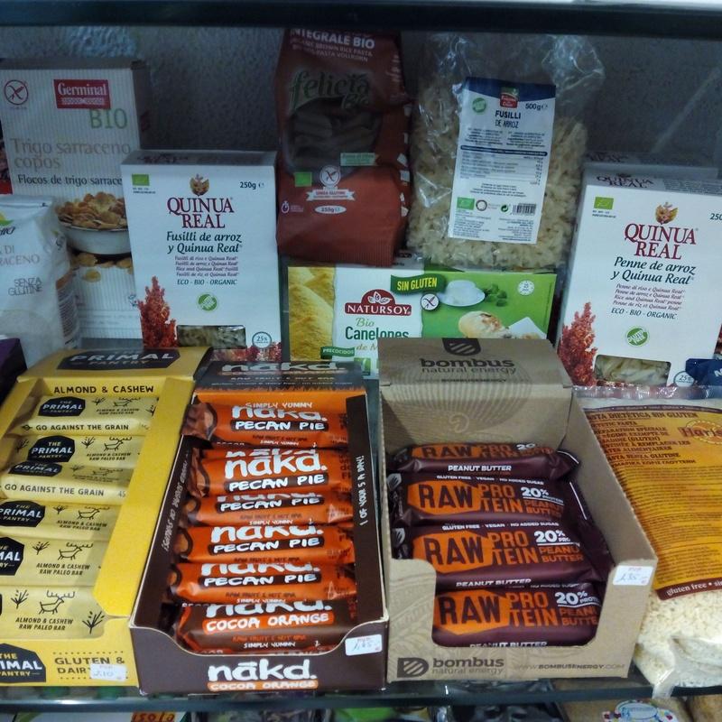 Productos sin gluten: Productos de Tawara