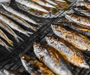 Consejos para cocinar bien un pescado a la brasa