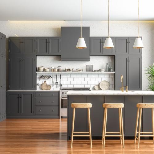 Reformas de cocinas y baños en Cuarte de Huerva de madera