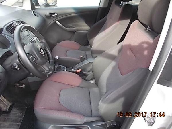 SEAT ALTEA 1.9 TDI MOTOR D-BJB AÑO 2004: Catálogo de Desguace Valorización del Automóvil BCL, S.L.