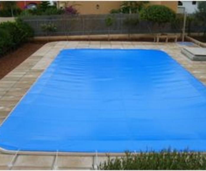 Lonas especiales para piscinas: Catálogo de Persianas y Toldos Venecia