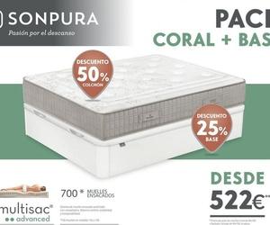 Promocion Sonpura modelo Coral