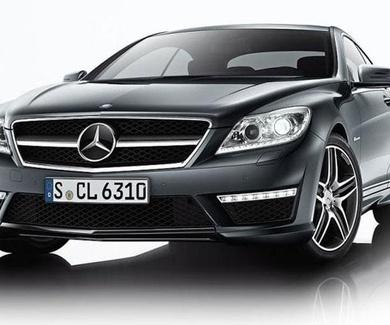 Mercedes Cl500 Glp