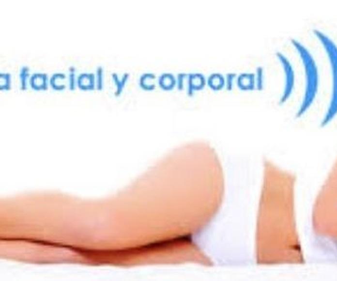 Radio frecuencia: Servicios de Centro de Estética Alejandra