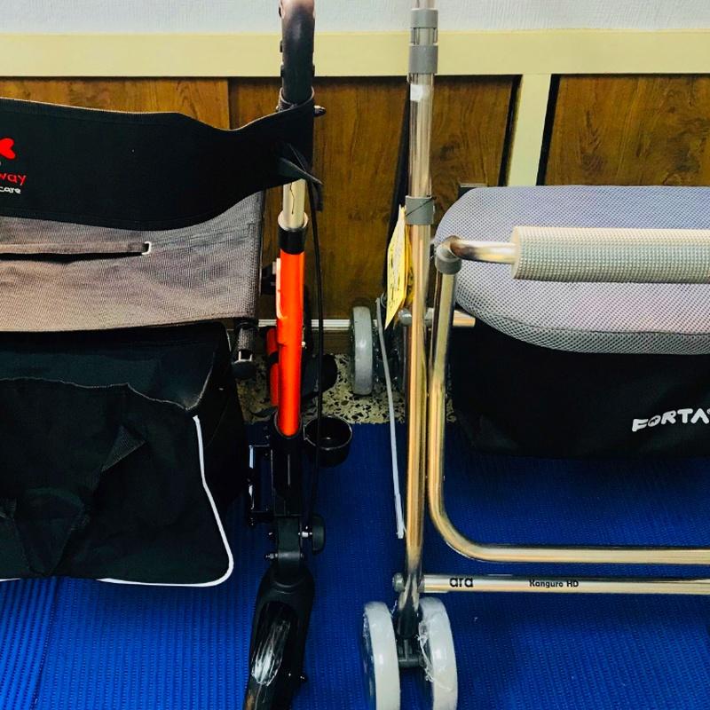 Andadores y bastones: Productos de Ortopedia Parla