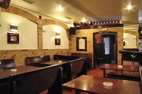 Bar Bodegas Leyre - Salón