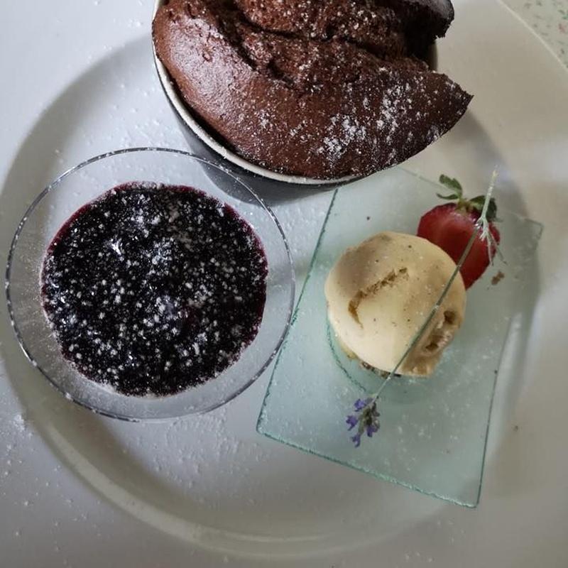 Nuestra pastelería: Carta y Eventos de Restaurante Galileo