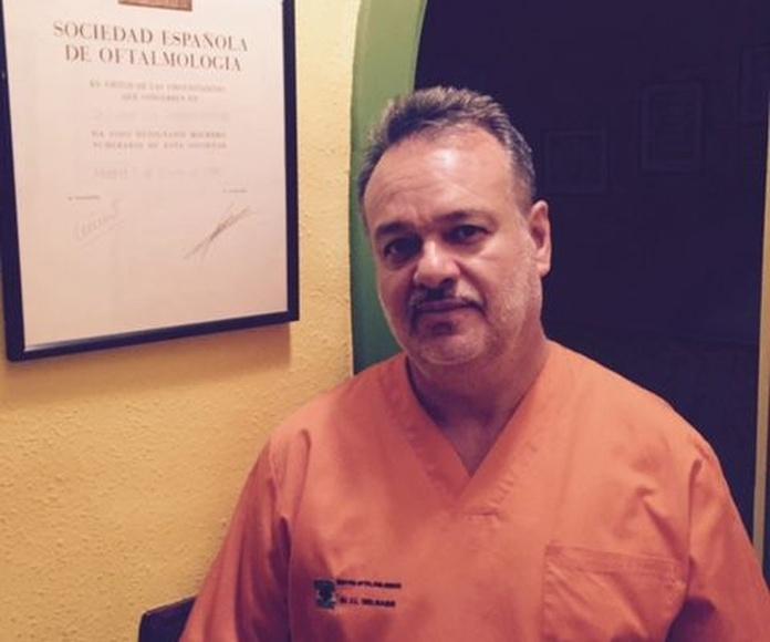 Equipo: Servicios de Centro Oftalmológico del Sur