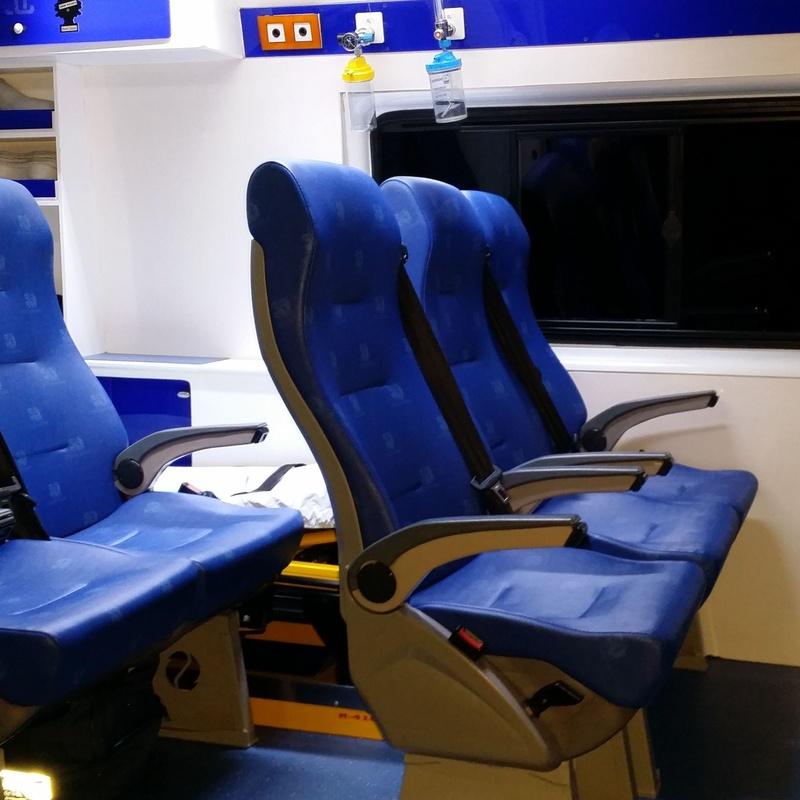 Ambulancia colectiva - A2
