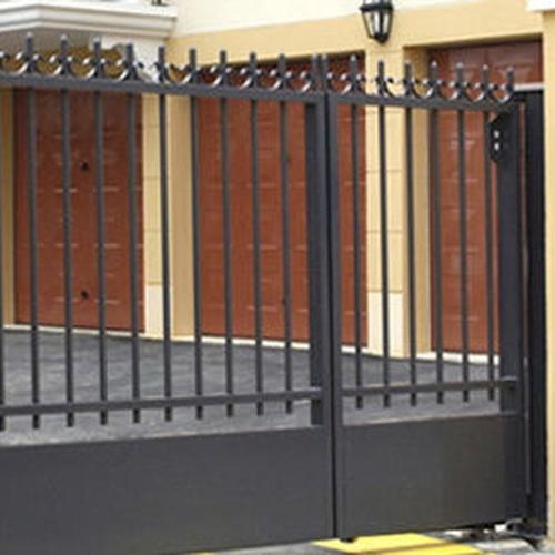 Puerta de Enrique José Bougrat Pacheco