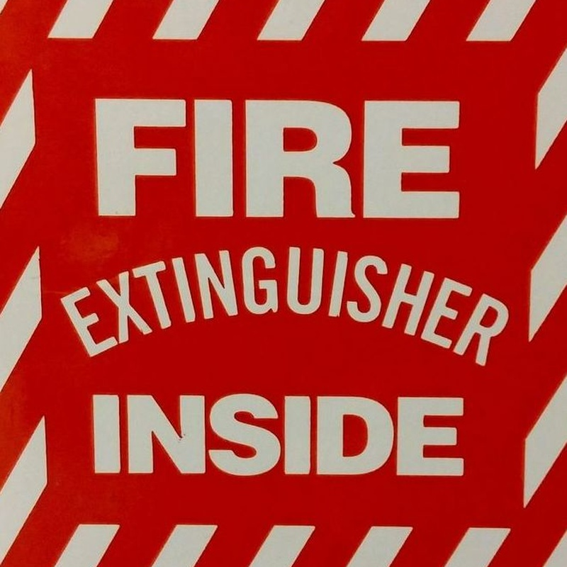 Armarios de extintor : Servicios de SUGERENCIAS