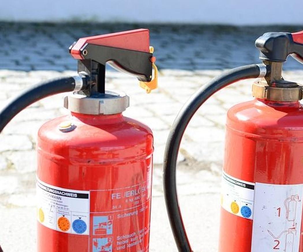 Cómo se utiliza un extintor