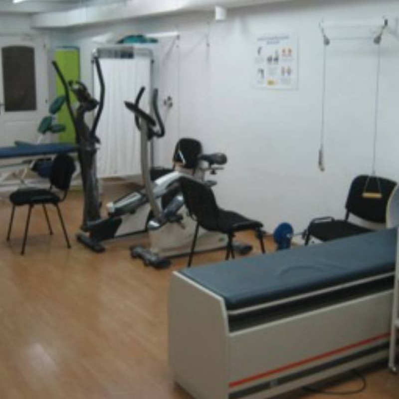 Fisioterapia manual osteopática: Servicios de Alberfis