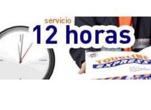 Envío nacional 12H hasta 10 Kg: Servicios de Tourline Express Porriño