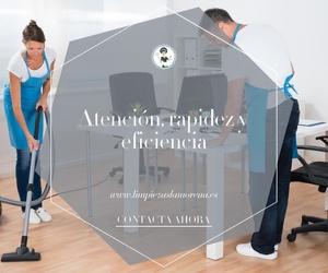 Limpieza de comunidades en Aguadulce | Limpiezas La Morena