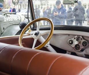 La tapicería para asientos de vehículos