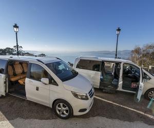 Taxis de 7 plazas en Vigo