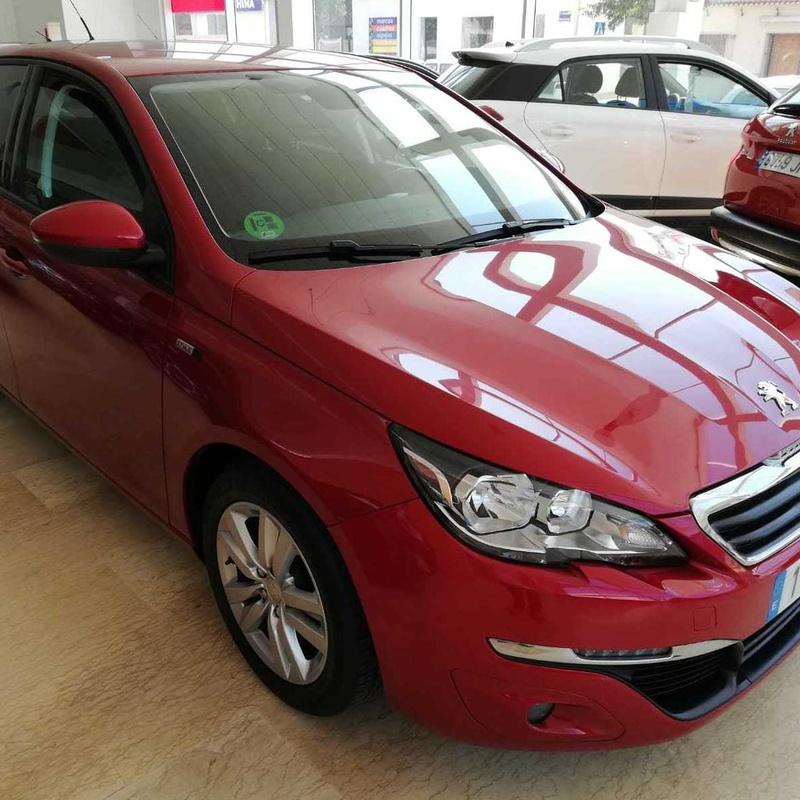 Peugeot 308 STYLE: Nuestro Stock de Bon Cars