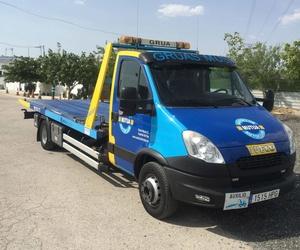 vehiculo de 3000 kg de carga util