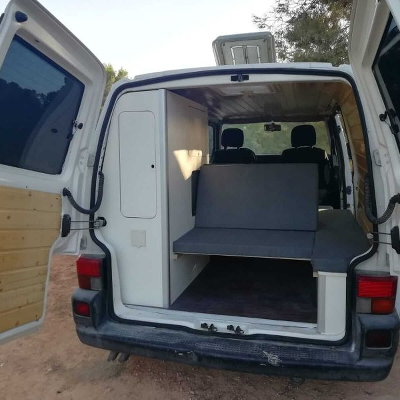 VW T4 2 plazas: Servicios de CamperIbiza