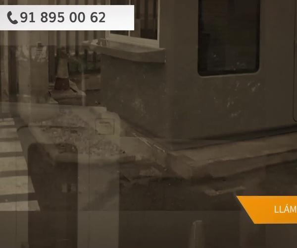 Poliéster reforzado con fibra de vidrio en Valdemoro | Punto Tres