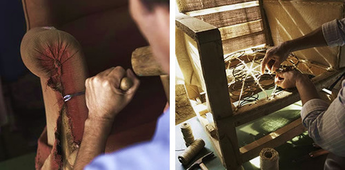 Tapizado y restauración de muebles