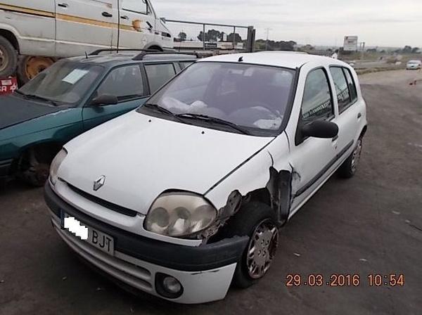 RENAULT CLIO GASOLINA: Catálogo de Desguace Valorización del Automóvil BCL, S.L.