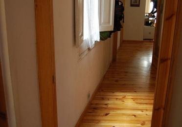 Instalación de parqués y suelos laminados