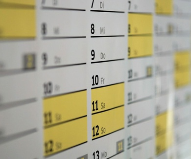 Calendario Laboral COMUNIDAD DE MADRID