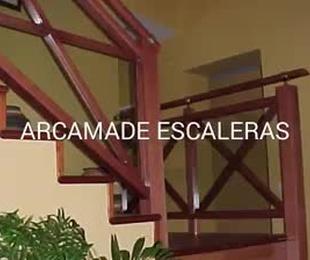Escaleras de madera Servilla