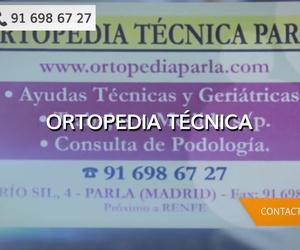 Sillas de ruedas en Parla | Ortopedia Parla