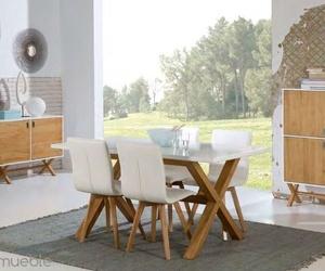Muebles auxiliares en pino