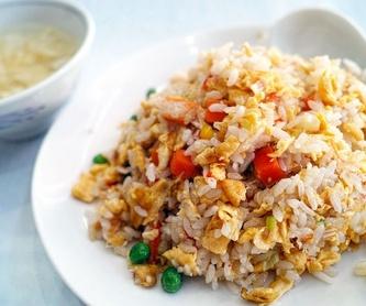 Wok: Carta de Restaurante Sowu
