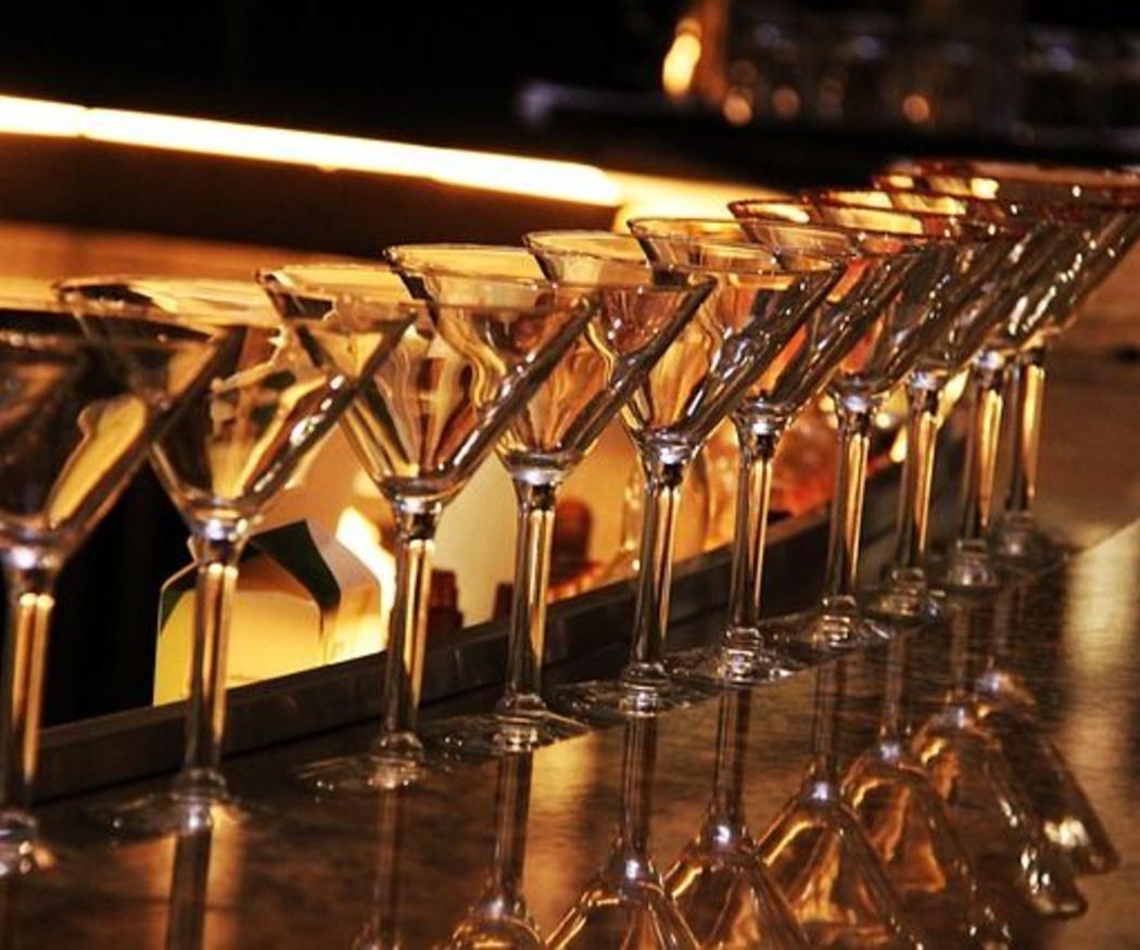 Algunas clases de copas, vasos y jarras